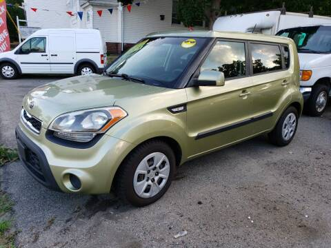 2012 Kia Soul for sale at Devaney Auto Sales & Service in East Providence RI