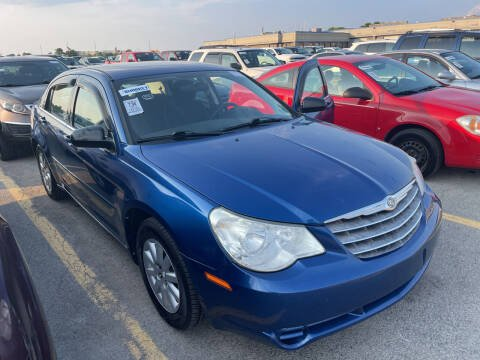 2010 Chrysler Sebring for sale at Trocci's Auto Sales in West Pittsburg PA