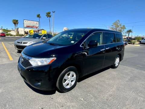 2015 Nissan Quest for sale at Charlie Cheap Car in Las Vegas NV