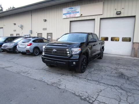 2021 Toyota Tundra for sale at Car 1 Auto Sales in Murray UT