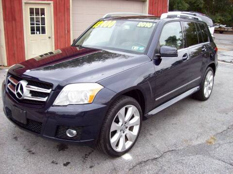 2010 Mercedes-Benz GLK for sale at Clift Auto Sales in Annville PA