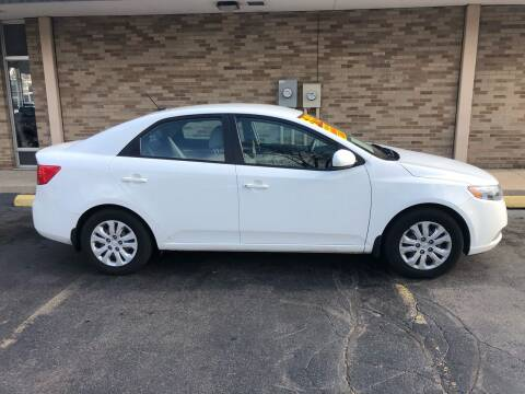 2012 Kia Forte for sale at Arandas Auto Sales in Milwaukee WI