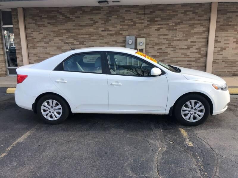 2012 Kia Forte for sale at Arandas Auto Sales in Milwaukee WI