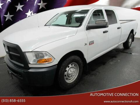2012 RAM Ram Pickup 3500 for sale at Automotive Connection in Fairfield OH