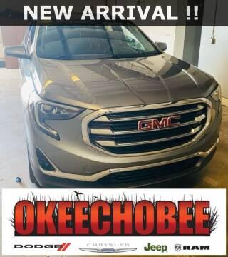 2018 GMC Terrain for sale at PHIL SMITH AUTOMOTIVE GROUP - Okeechobee Chrysler Dodge Jeep Ram in Okeechobee FL