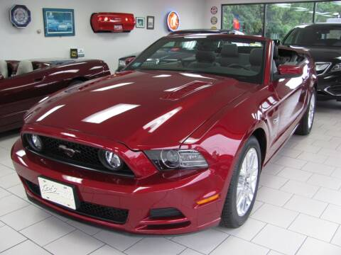 2014 Ford Mustang for sale at Kens Auto Sales in Holyoke MA