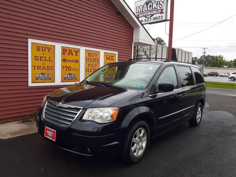 2010 Chrysler Town and Country for sale at Mack's Autoworld in Toledo OH