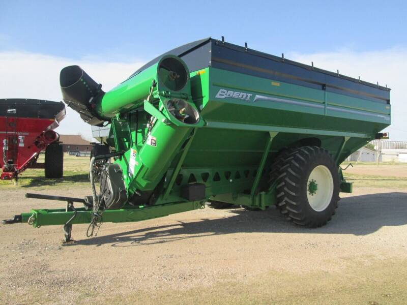 2015 Brent 1196 for sale at Bretz Inc in Dighton KS