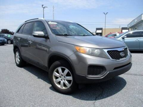 2011 Kia Sorento for sale at The Back Lot in Lebanon PA