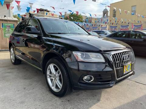2014 Audi Q5 for sale at Elite Automall Inc in Ridgewood NY