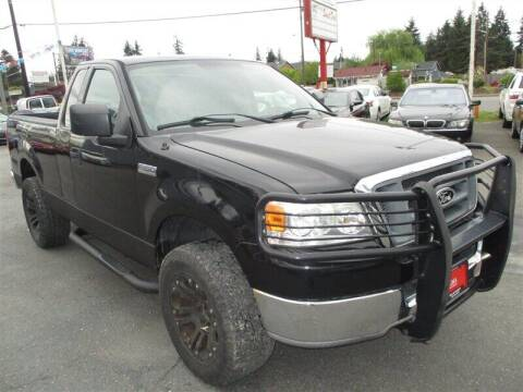 2004 Ford F-150 for sale at GMA Of Everett in Everett WA