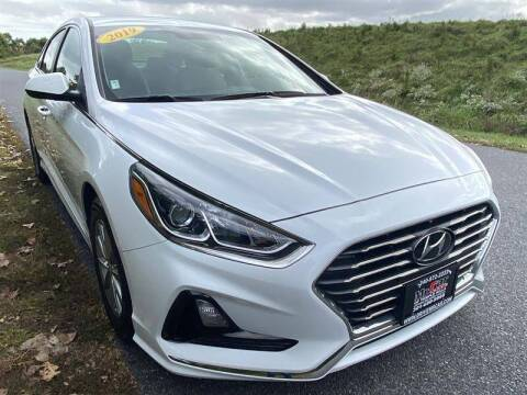 2019 Hyundai Sonata for sale at Mr. Car City in Brentwood MD