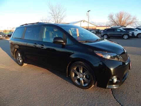 2015 Toyota Sienna for sale at West Motor Company - West Motor Ford in Preston ID