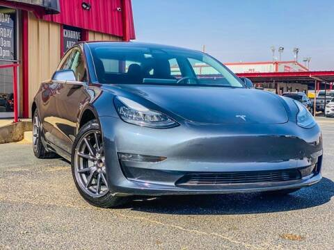 2019 Tesla Model 3 for sale at MAGNA CUM LAUDE AUTO COMPANY in Lubbock TX