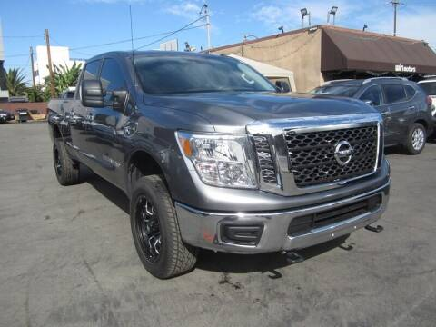 2018 Nissan Titan XD for sale at Win Motors Inc. in Los Angeles CA