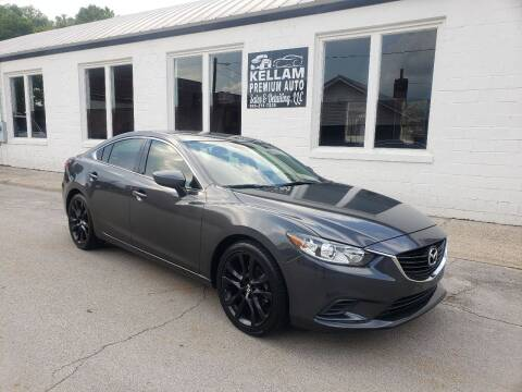 2016 Mazda MAZDA6 for sale at Kellam Premium Auto Sales & Detailing LLC in Loudon TN