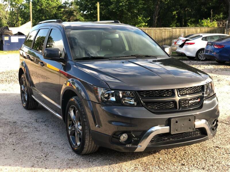 2014 Dodge Journey for sale at Preferable Auto LLC in Houston TX