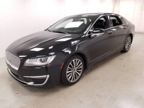 2017 Lincoln MKZ Hybrid for sale at Kerns Ford Lincoln in Celina OH