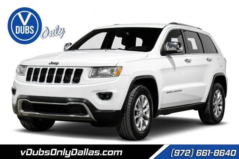 2015 Jeep Grand Cherokee for sale at VDUBS ONLY in Dallas TX