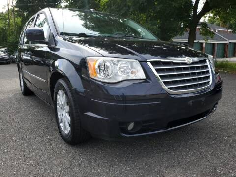 2010 Chrysler Town and Country for sale at Moor's Automotive in Hackettstown NJ