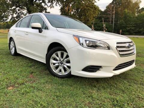 2016 Subaru Legacy for sale at Automotive Experts Sales in Statham GA