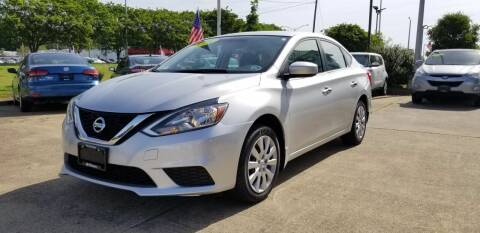 2016 Nissan Sentra for sale at A-1 Motors in Virginia Beach VA