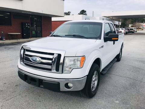 2012 Ford F-150 for sale at Atlanta Motor Sales in Loganville GA