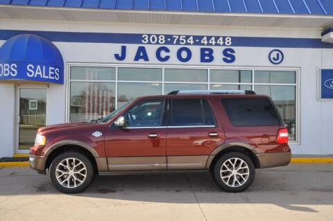 2015 Ford Expedition for sale at Jacobs Ford in Saint Paul NE