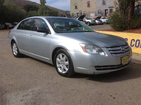 2007 Toyota Avalon for sale at HEILAND AUTO SALES in Oceano CA