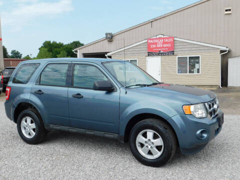 2011 Ford Escape for sale at Macrocar Sales Inc in Akron OH