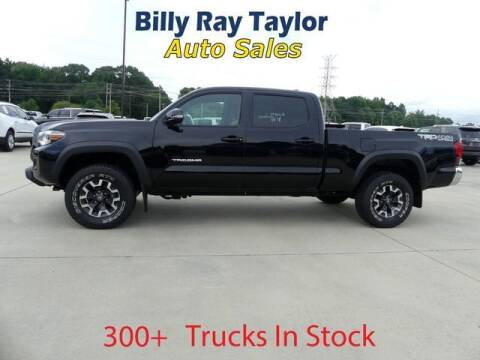 2018 Toyota Tacoma for sale at Billy Ray Taylor Auto Sales in Cullman AL