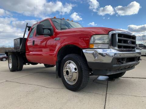 2003 Ford F-450 Super Duty for sale at Ankrom Auto in Cambridge OH