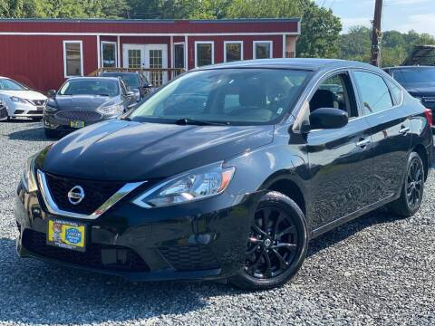 2018 Nissan Sentra for sale at A&M Auto Sale in Edgewood MD