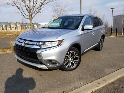 2016 Mitsubishi Outlander for sale at GTR Auto Solutions in Newark NJ