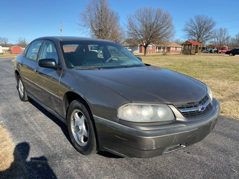 2001 Chevrolet Impala for sale at Champion Motorcars in Springdale AR