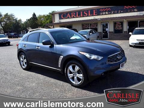 2011 Infiniti FX35 for sale at Carlisle Motors in Lubbock TX