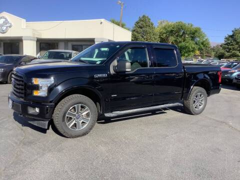 2016 Ford F-150 for sale at Beutler Auto Sales in Clearfield UT