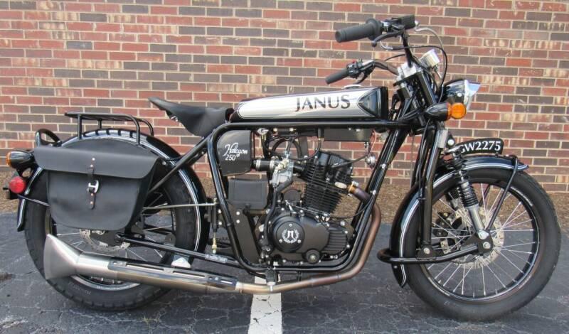 2018 Janus Halcyon 250 for sale at Blue Ridge Riders in Granite Falls NC