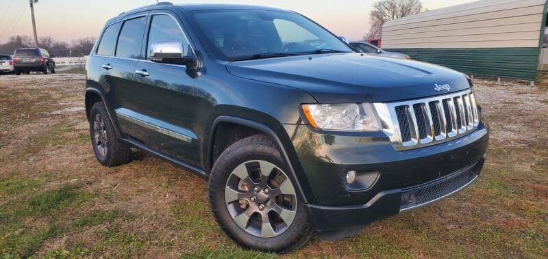 2011 Jeep Grand Cherokee for sale at Sinclair Auto Inc. in Pendleton IN