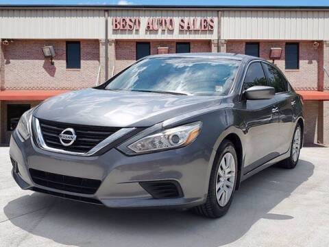 2016 Nissan Altima for sale at Best Auto Sales LLC in Auburn AL