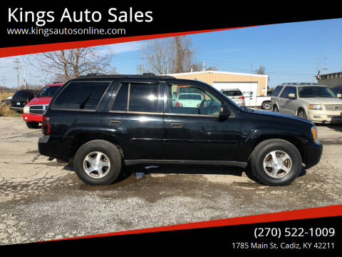 2006 Chevrolet TrailBlazer for sale at Kings Auto Sales in Cadiz KY