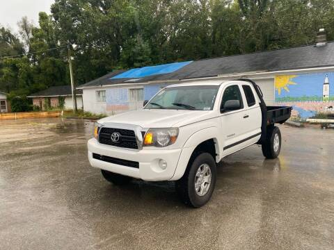 2011 Toyota Tacoma for sale at Tennessee Valley Wholesale Autos LLC in Huntsville AL