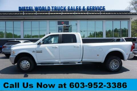 2018 RAM Ram Pickup 3500 for sale at Diesel World Truck Sales in Plaistow NH