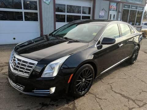 2015 Cadillac XTS for sale at Richland Motors in Cleveland OH