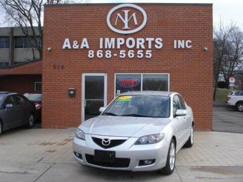 2008 Mazda MAZDA3 for sale at A & A IMPORTS OF TN in Madison TN