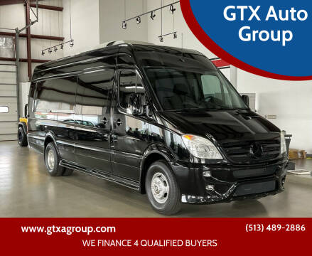 2012 Mercedes-Benz Sprinter Cargo for sale at GTX Auto Group in West Chester OH