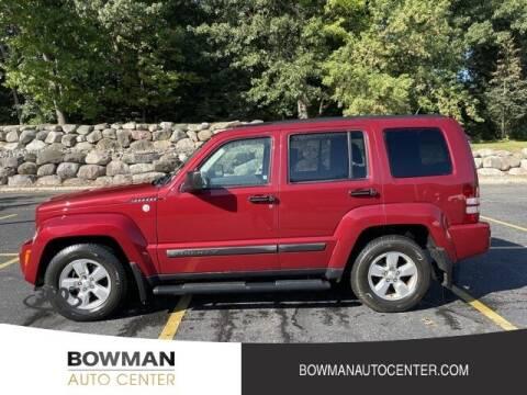 2011 Jeep Liberty for sale at Bowman Auto Center in Clarkston MI
