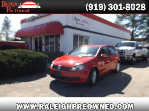 2014 Volkswagen Golf for sale at Raleigh Pre-Owned in Raleigh NC