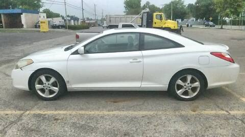 2005 Toyota Camry Solara for sale at REM Motors in Columbus OH