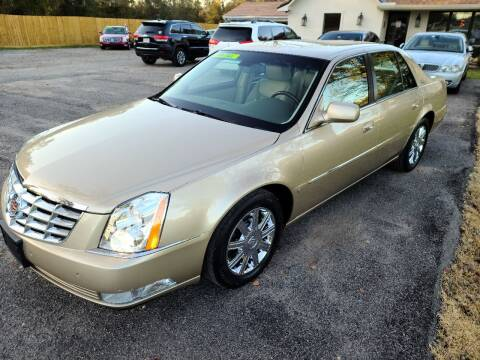 2006 Cadillac DTS for sale at MG Autohaus in New Caney TX
